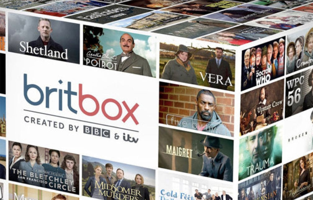 Image from a press release for britbox-loginradius.